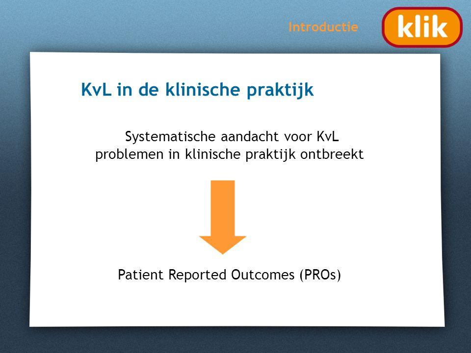 KvL in de klinische praktijk