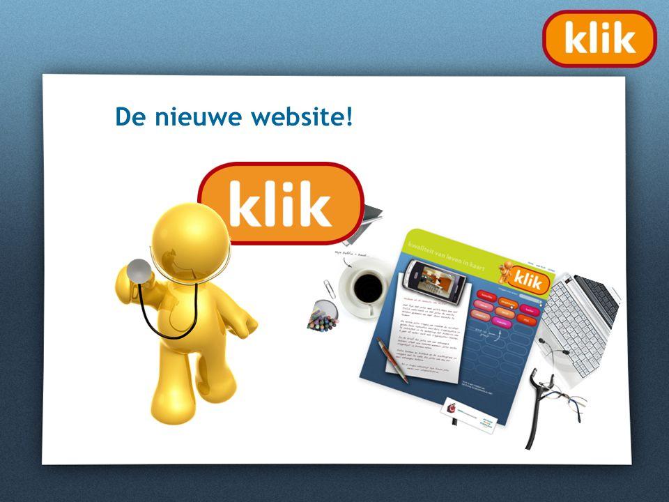 De nieuwe website! 29