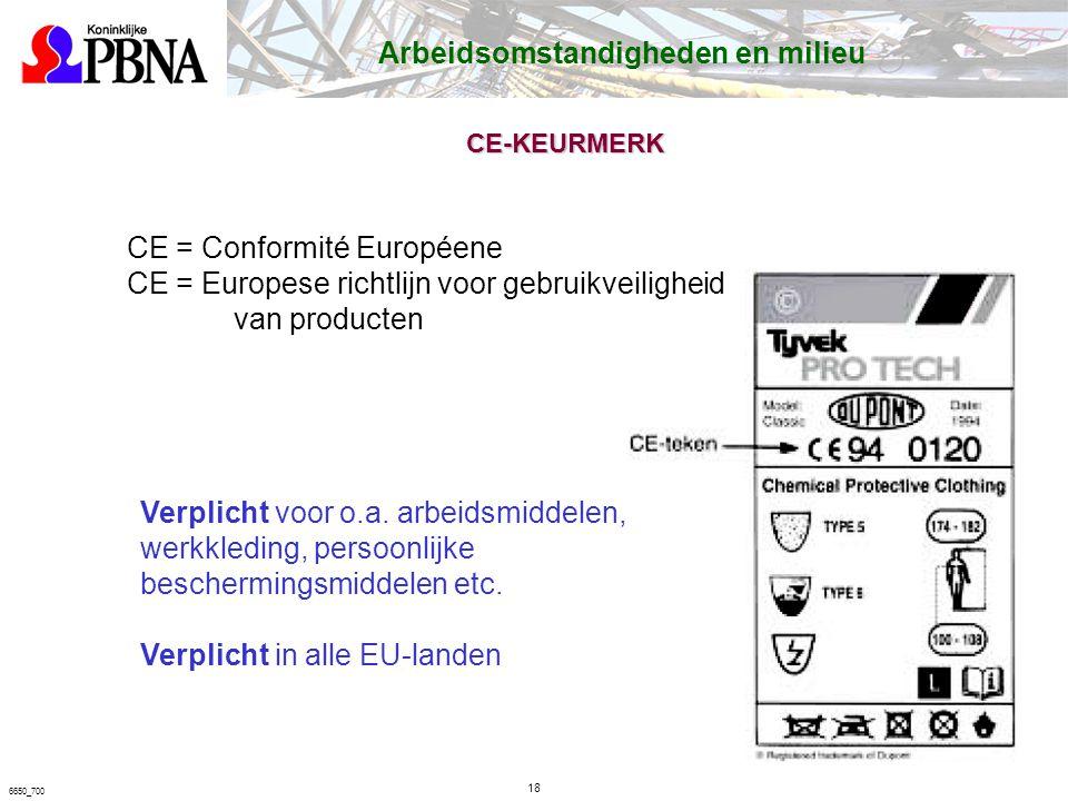 CE = Conformité Européene