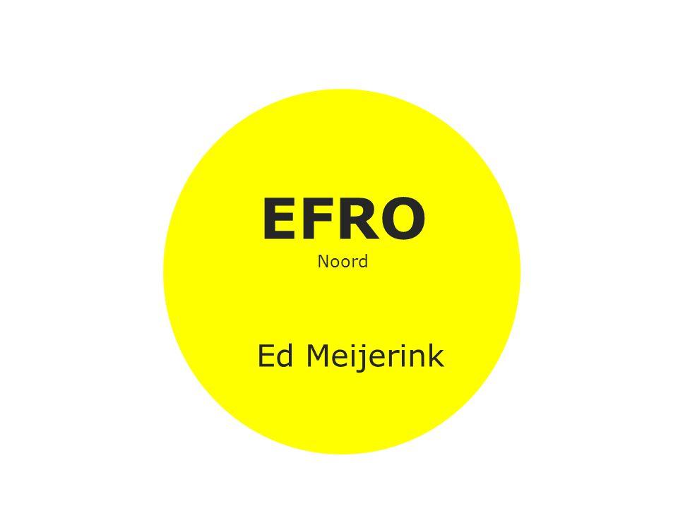 EFRO Noord Ed Meijerink
