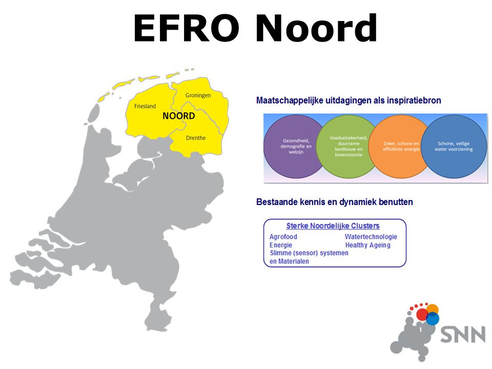 EFRO Noord