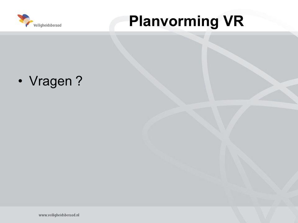 Planvorming VR Vragen