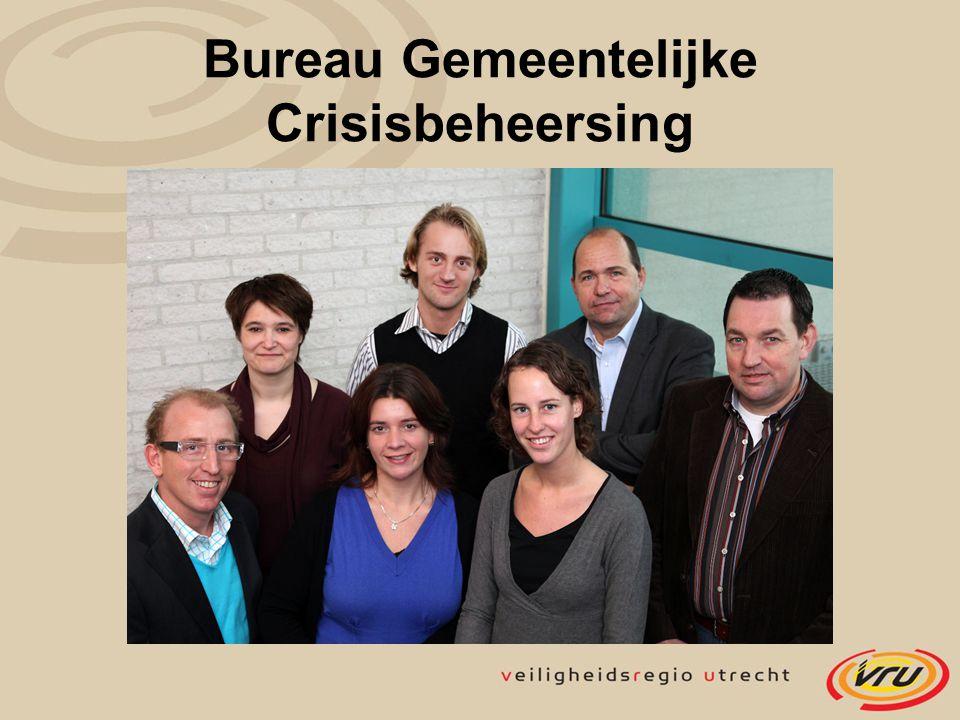 Bureau Gemeentelijke Crisisbeheersing