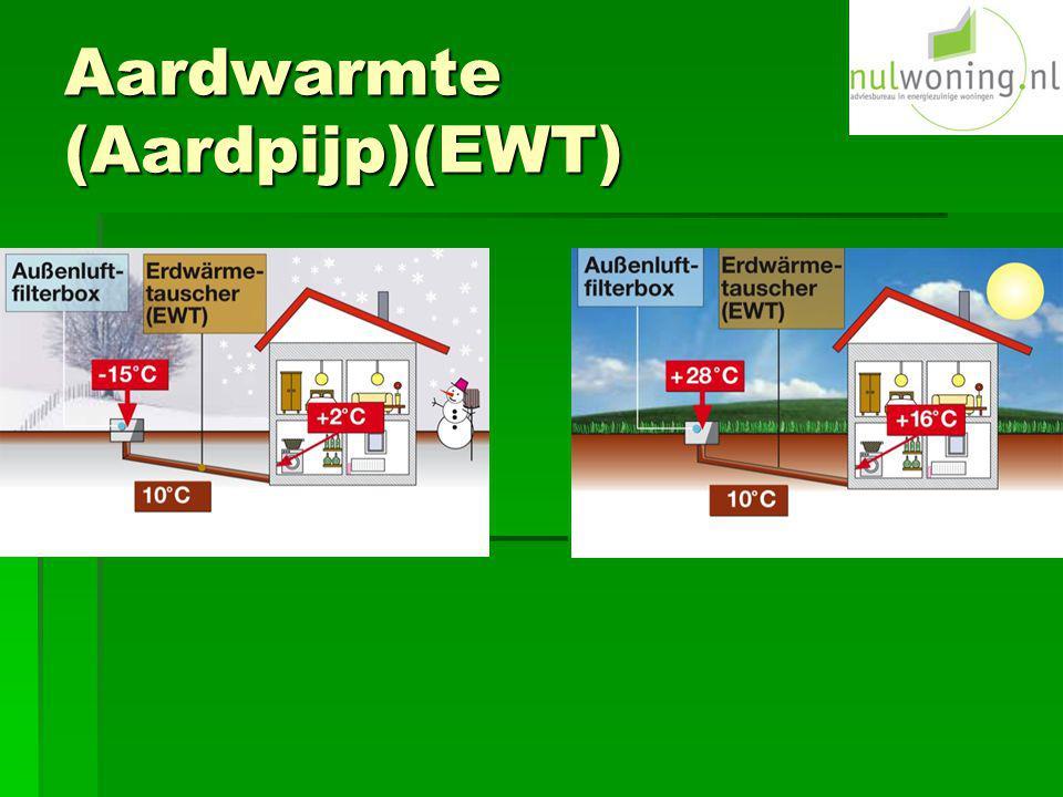 Aardwarmte (Aardpijp)(EWT)