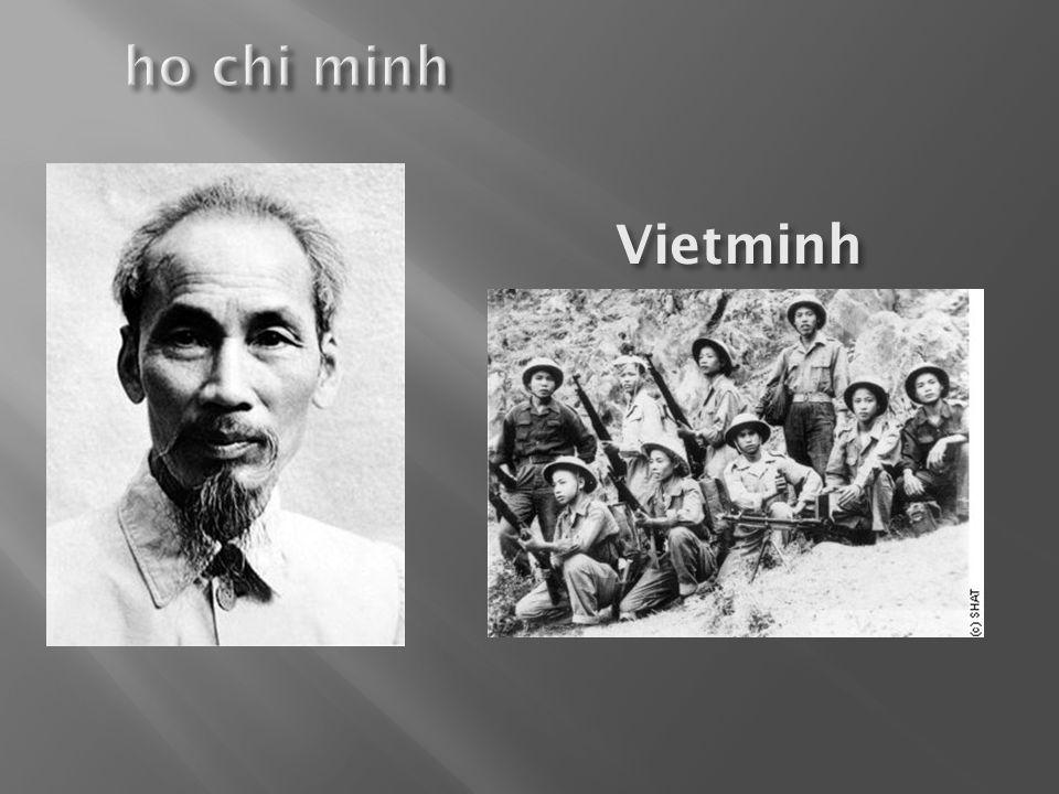 ho chi minh Vietminh