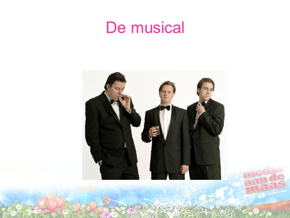De musical 3