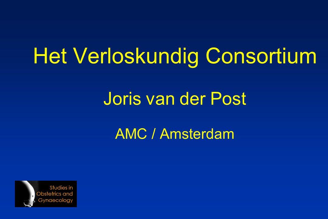 Het Verloskundig Consortium Joris van der Post AMC / Amsterdam