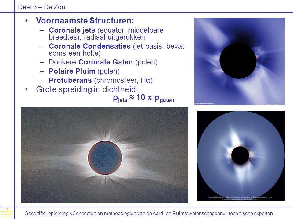 Voornaamste Structuren: