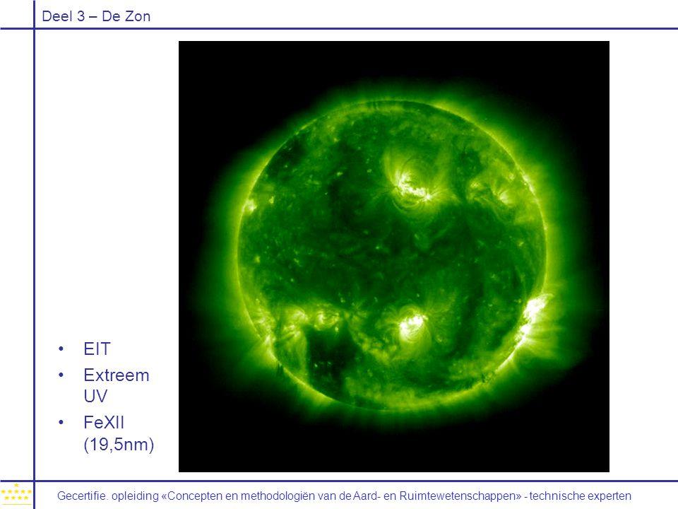 EIT Extreem UV FeXII (19,5nm)