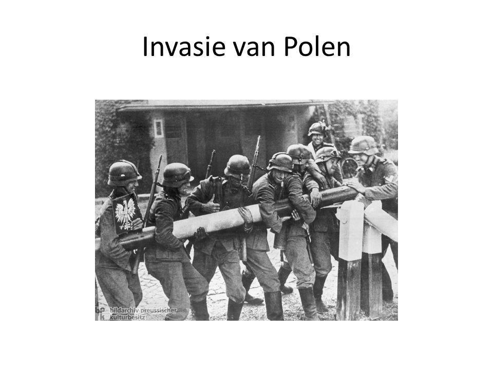 Invasie van Polen