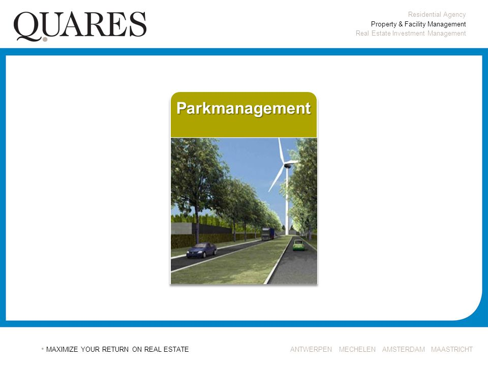 Parkmanagement