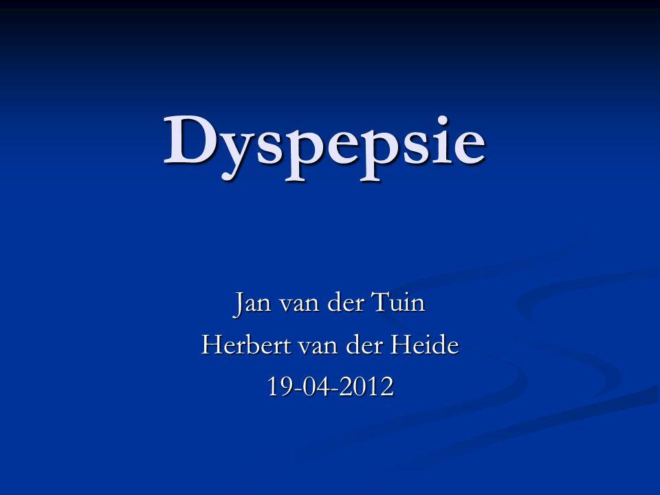 Jan van der Tuin Herbert van der Heide 19-04-2012