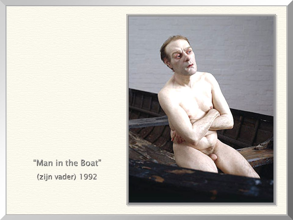 Man in the Boat (zijn vader) 1992