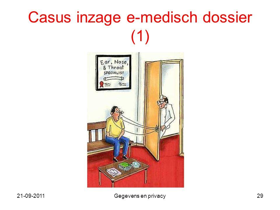 Casus inzage e-medisch dossier (1)