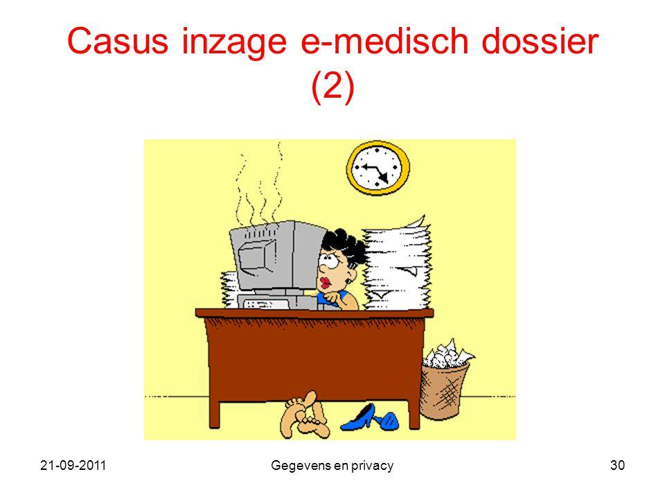 Casus inzage e-medisch dossier (2)
