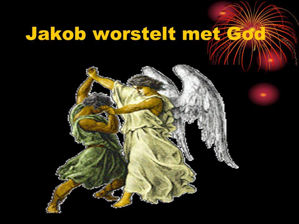 Jakob worstelt met God
