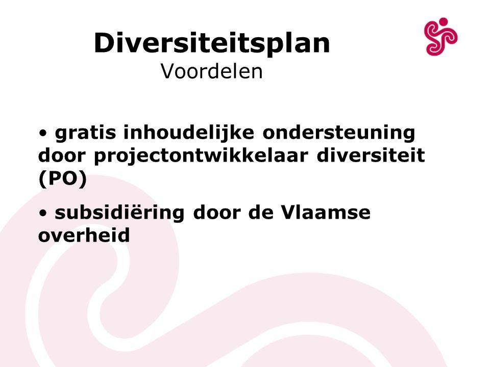 Diversiteitsplan Voordelen