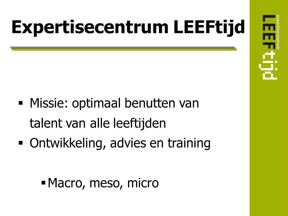 Expertisecentrum LEEFtijd
