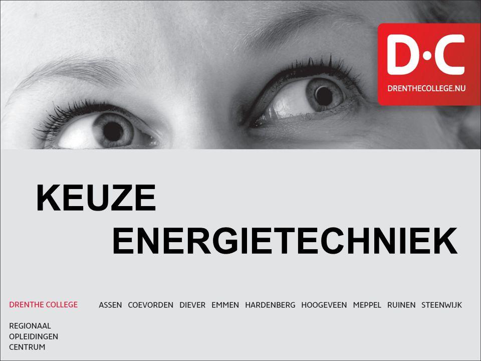 KEUZE ENERGIETECHNIEK