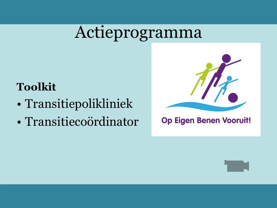 Actieprogramma Toolkit Transitiepolikliniek Transitiecoördinator 4