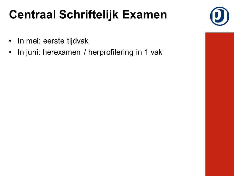 Centraal Schriftelijk Examen
