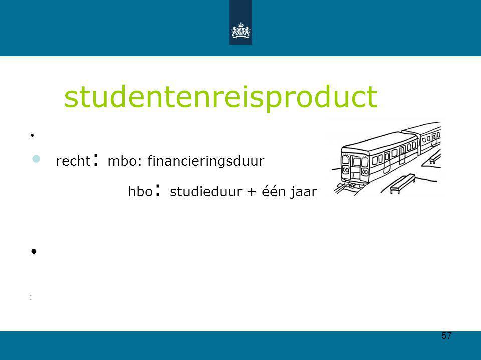 studentenreisproduct