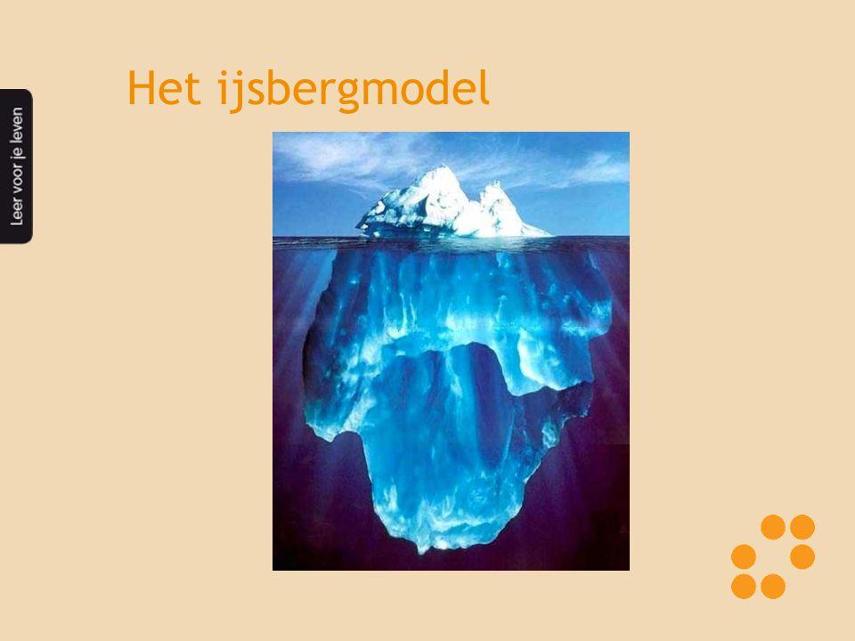 Het ijsbergmodel 5