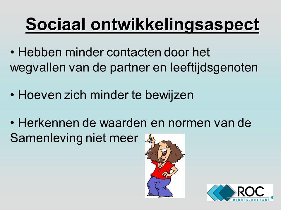 Sociaal ontwikkelingsaspect