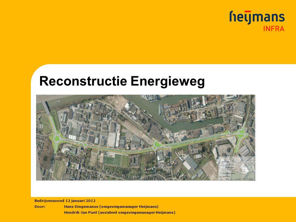 Reconstructie Energieweg