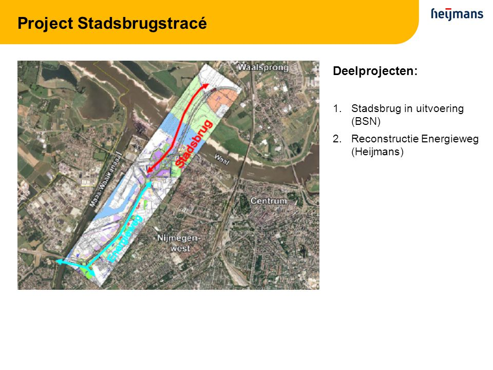 Project Stadsbrugstracé