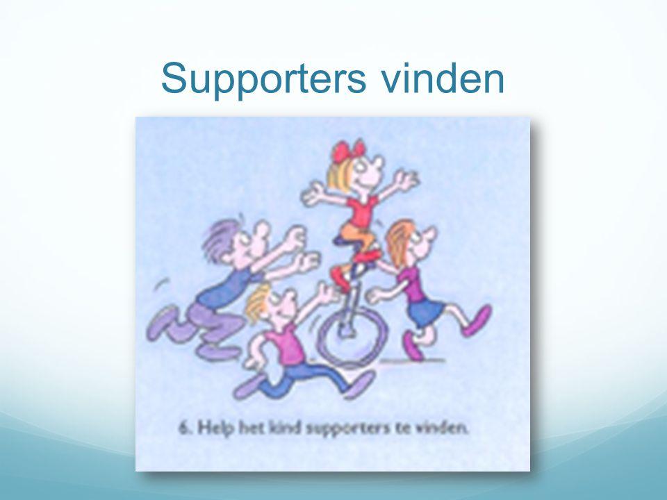 Supporters vinden Nut en taak van supporter