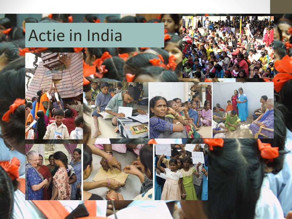 Actie in India