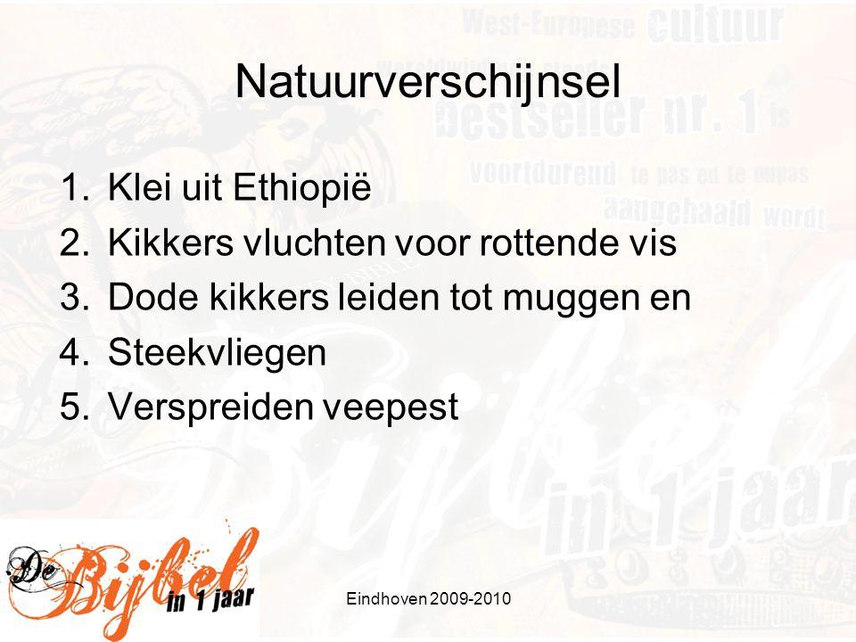 Natuurverschijnsel Klei uit Ethiopië