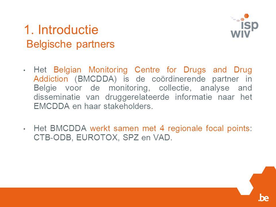 1. Introductie Belgische partners