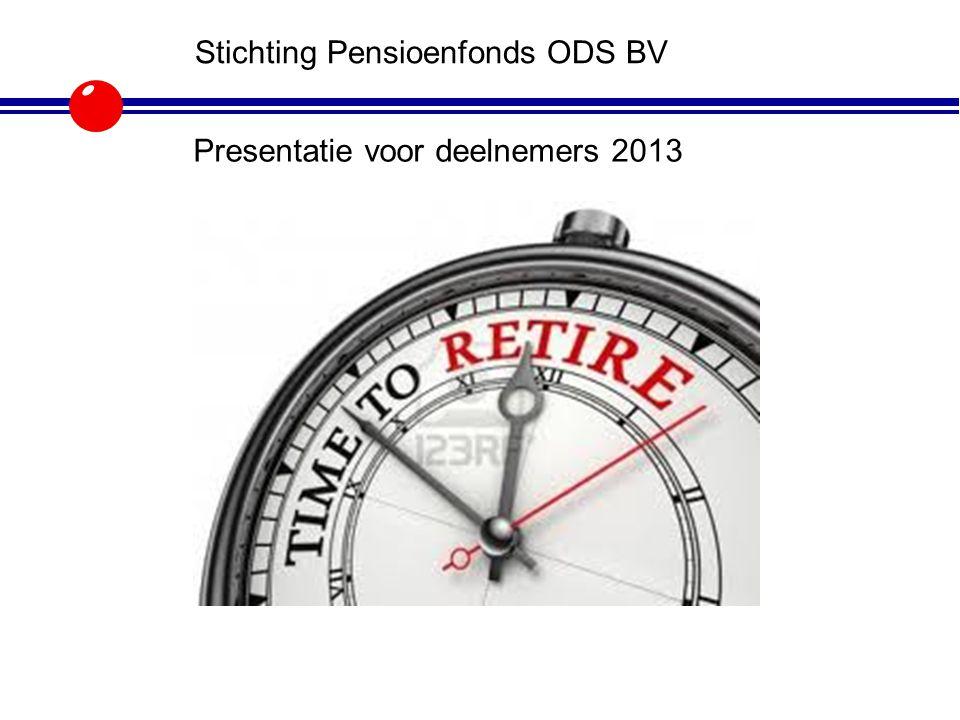 Stichting Pensioenfonds ODS BV