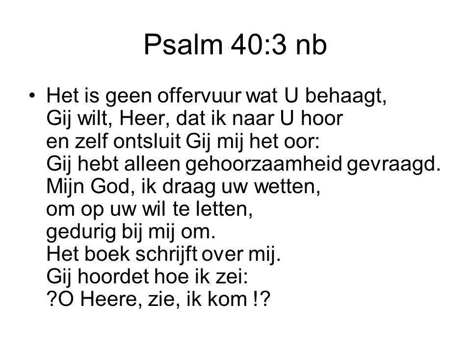 Psalm 40:3 nb