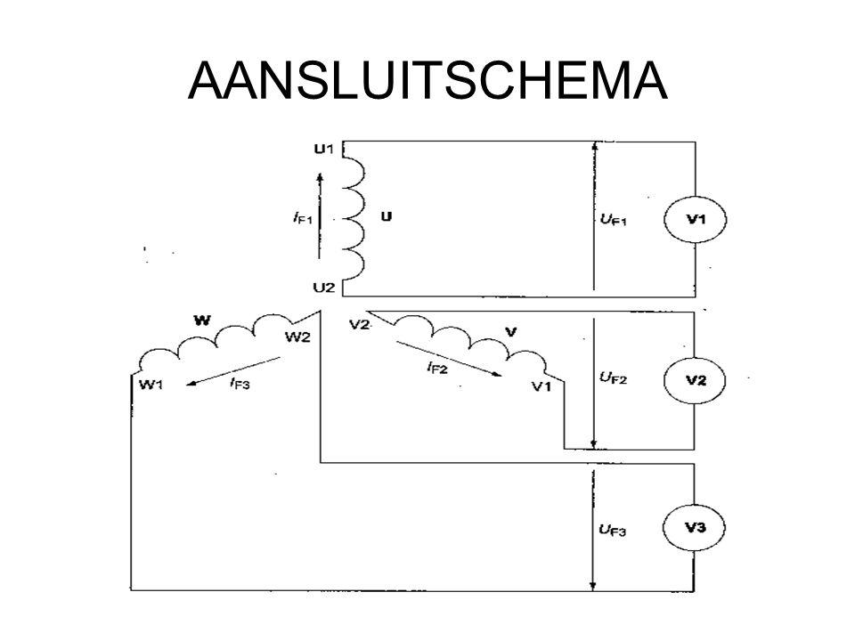 AANSLUITSCHEMA