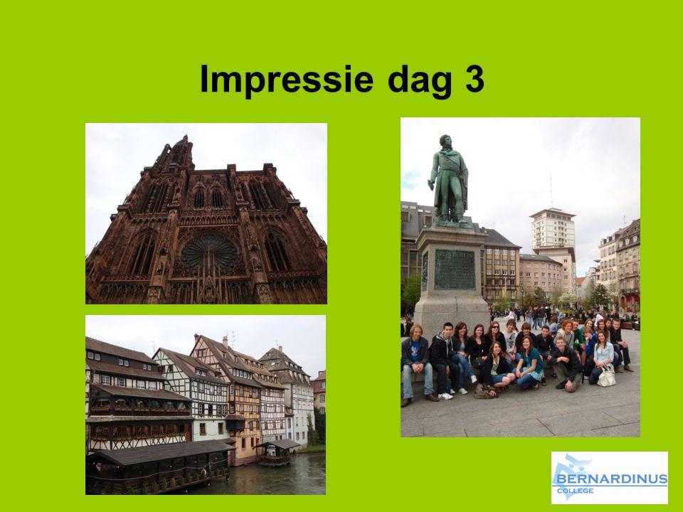 Impressie dag 3