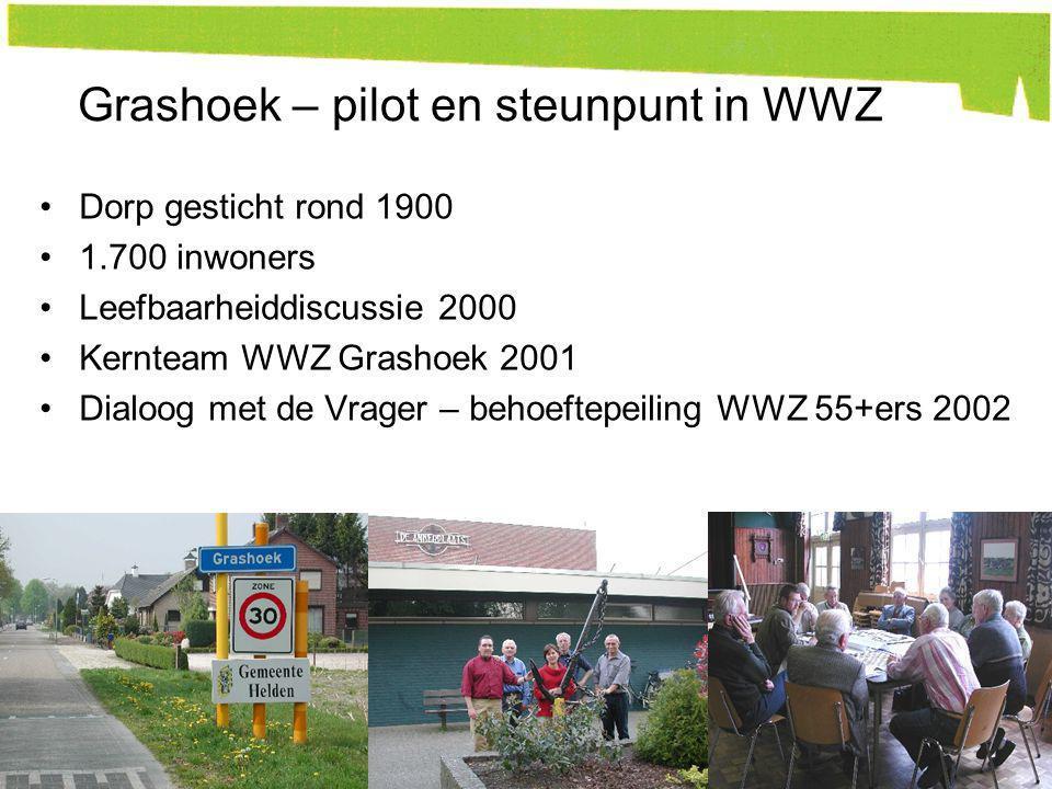 Grashoek – pilot en steunpunt in WWZ