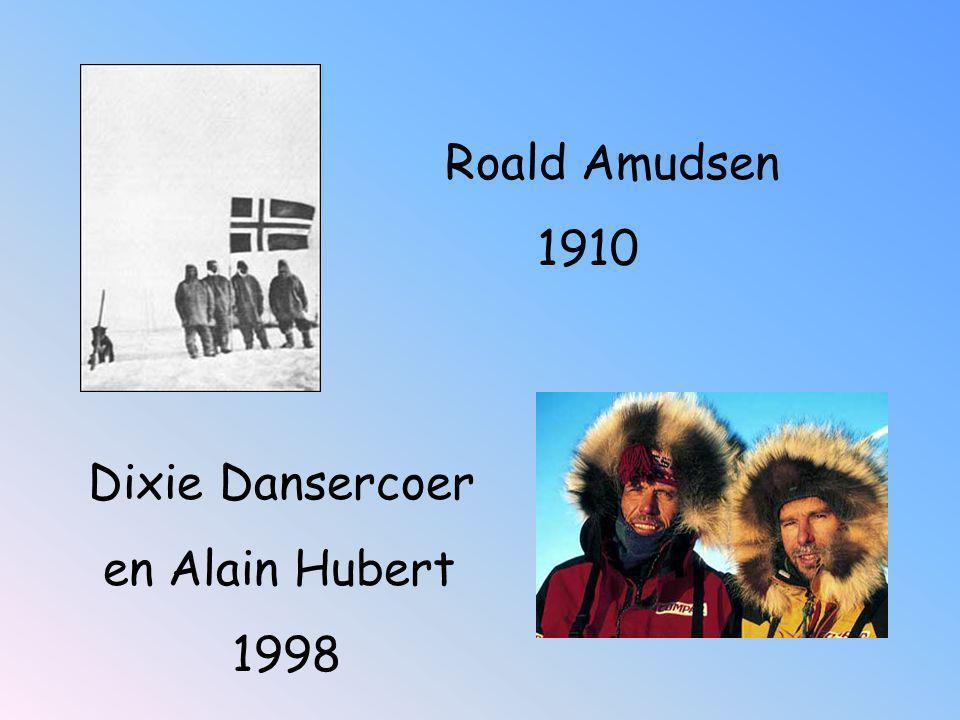 Roald Amudsen 1910 Dixie Dansercoer en Alain Hubert 1998