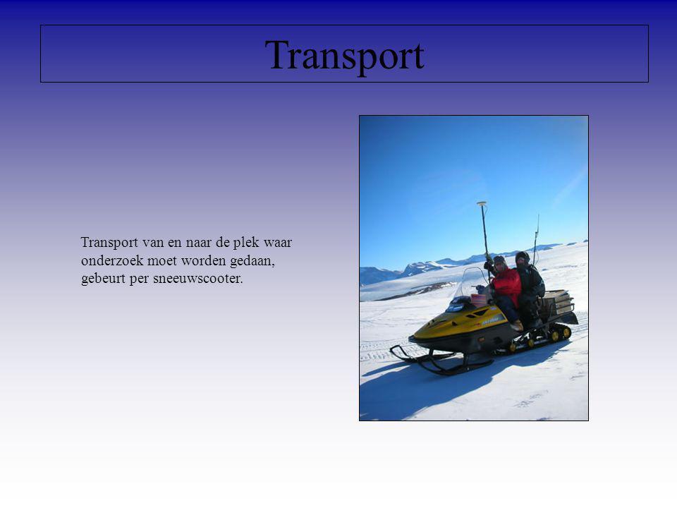 Transport Transport van en naar de plek waar