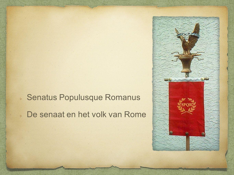 Senatus Populusque Romanus