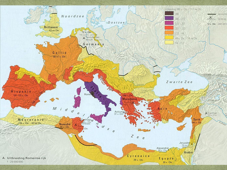 Het Romeinse Rijk Hoofdstuk 2.3