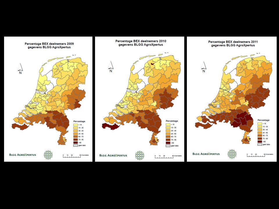Deelname BEX Brabant doet het goed in deelname BEX.