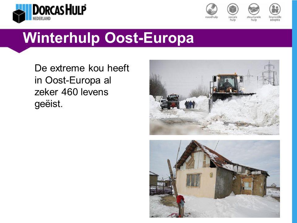 Winterhulp Oost-Europa