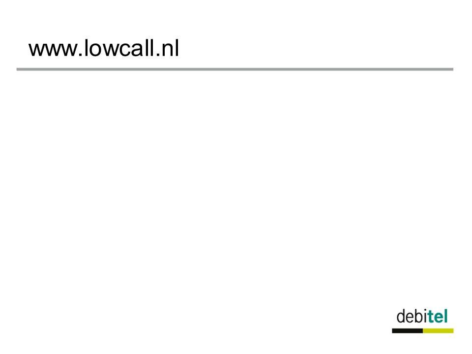 www.lowcall.nl