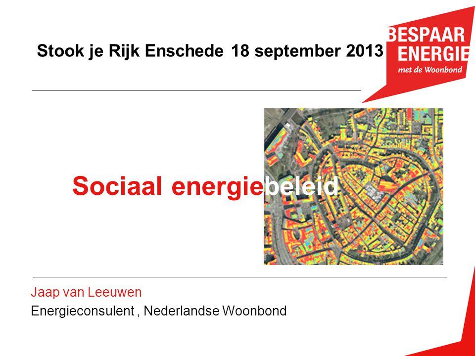 Sociaal energiebeleid