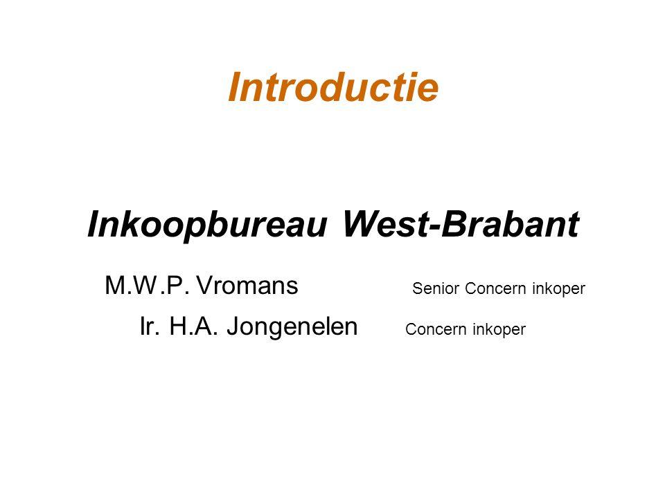 Inkoopbureau West-Brabant