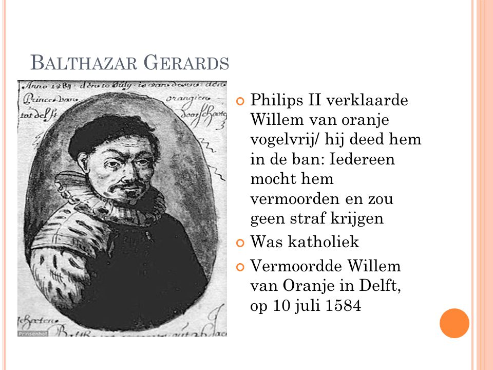 Balthazar Gerards
