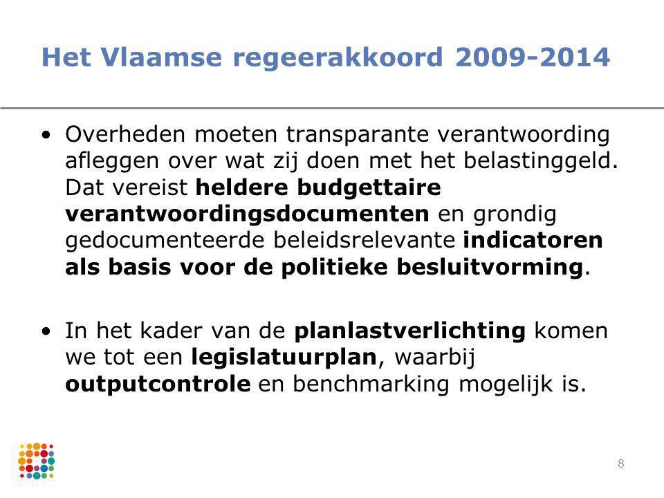 Het Vlaamse regeerakkoord 2009-2014